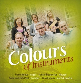 Colours of instruments
