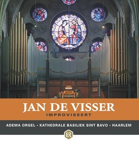 Jan de Visser improviseert