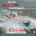 Crescendo zingt over de zee
